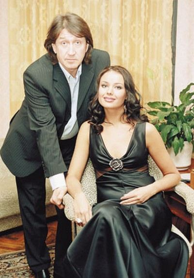Oleg Mityaev and Oksana Fedorova