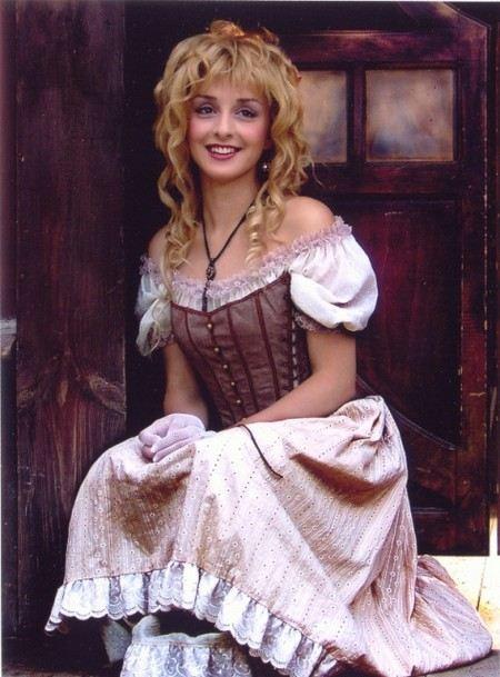 Actress Julia Mayboroda is popular thanks to the TV series