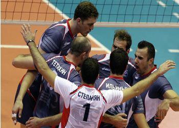 «Белогорье» шестой раз подряд одержал в Лиге чемпионов по волейболу