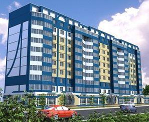 Новый элитный дом клубного типа Новосибирск