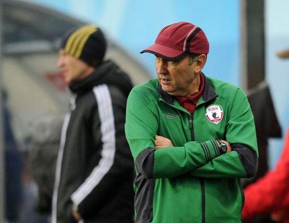 Был уволен главный тренер ФК «Рубин»