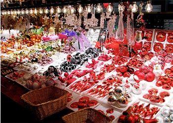 Москвичей ждет целое разнообразие товаров на Рождество из европейских городов
