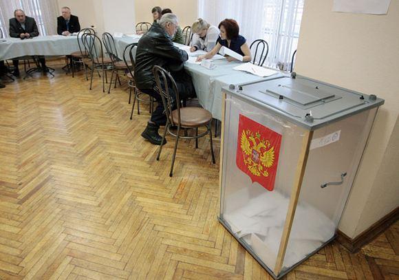 Путин подписал закон о прозрачных урнах для голосования
