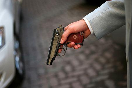 Участников очередного стрелявшего свадебного кортежа задержали на юге столицы