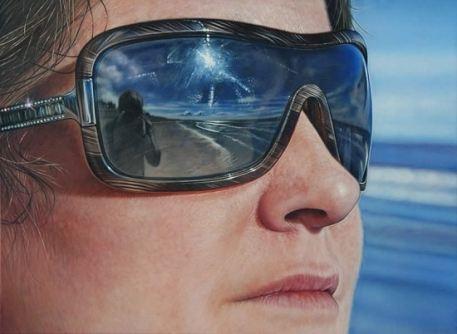 Картины художника Саймона Хеннесси продаются за 35 000$