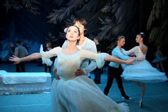 Цискаридзе поставил балет «Щелкунчик»