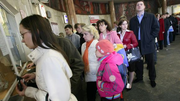 В Московском метрополитене начнут досматривать пассажиров