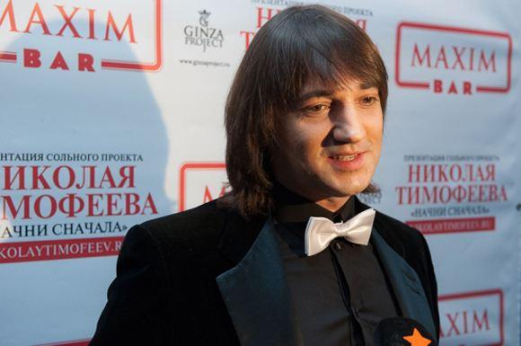 Николай Тимофеев хочет засудить бывшего коллегу по группе
