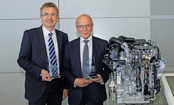 «Двигатель года» за технологию TSI