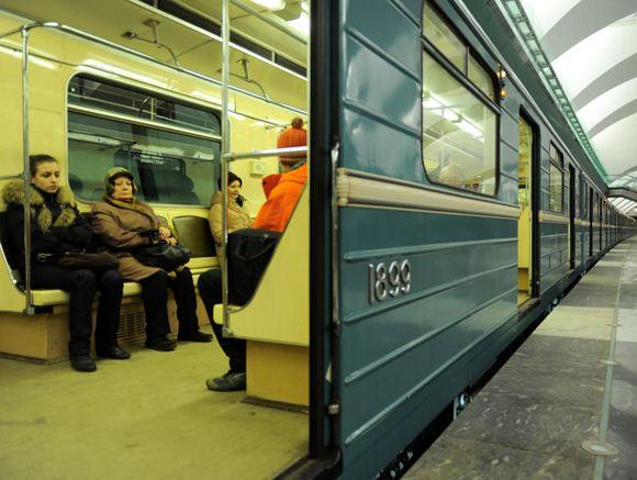 В Московском метрополитене погибла женщина