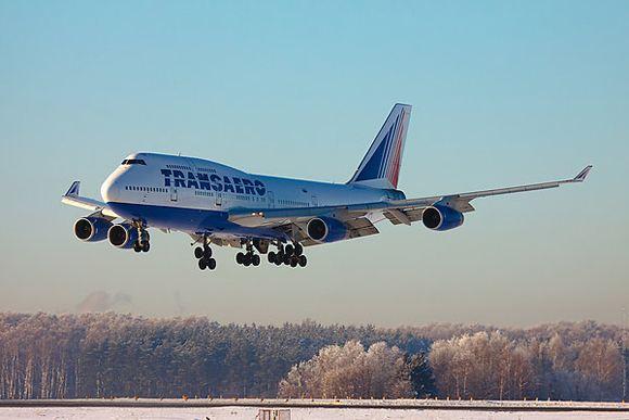 В Москву вылетели пассажиры первого задержавшегося в Томске рейса