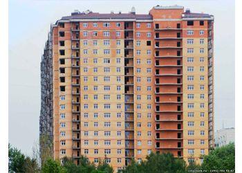 По состоянию на первое декабря 2013 года объем предложения первичного рынка жилья бизнес-класса столицы - 961 000 квадратных метров
