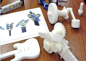 Трехмерные принтеры вскоре перестают быть какими-то экзотическими устройствами