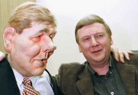 Future politician Anatoly Chubais was born into a military family