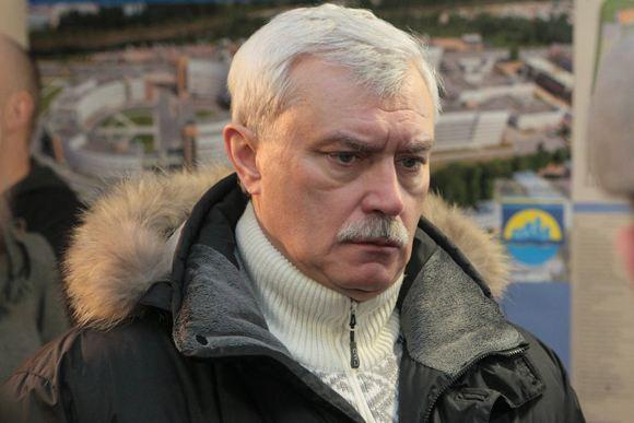 Губернатор Санкт-Петербурга отменил фейерверк из-за терактов