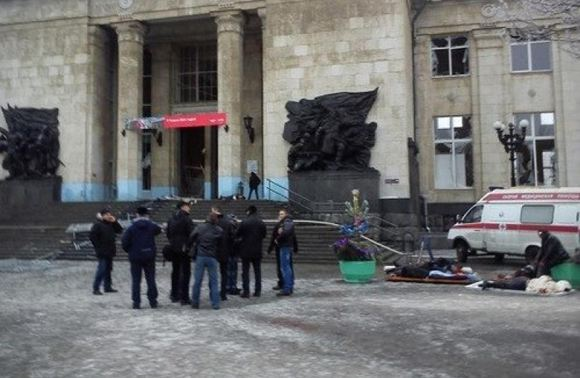 Власти США осуждают теракты в Волгограде