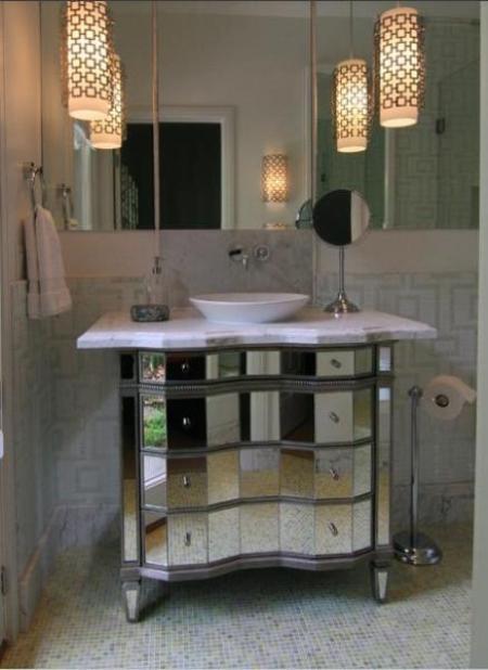 Комод для ванной