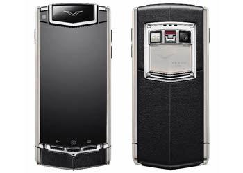 Каждый смартфон Vertu имеет отдельную кнопку для звонка в фирменный «консьерж-сервис»