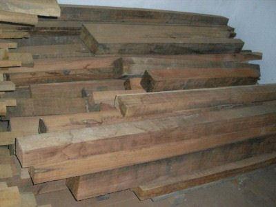 Необработанная древесина