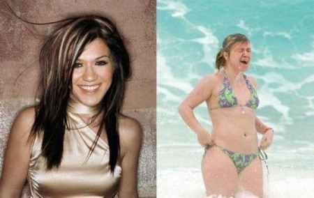 Kelly Clarkson recovered well