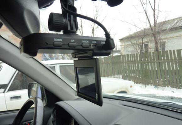 Водителей могут заставить пользоваться видеорегистраторами
