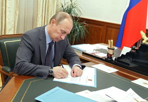 Президент распорядился создать площадку для митингов в Сочи