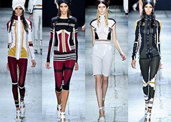 Писк моды 2014: Яркие спортивные костюмы