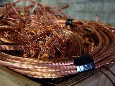 Медный кабель - самый ценный