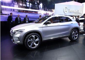 Mercedes-Benz подготовит ответ БМВ X4