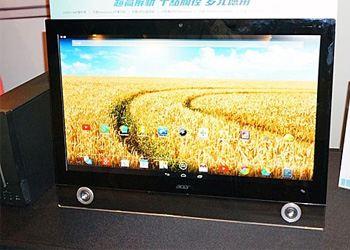 Компания Acer представила моноблок TA272 HUL