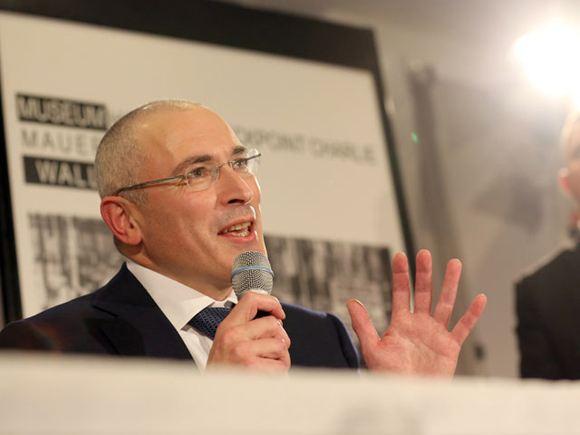 Михаил Ходорковский рассказал, что хочет помочь несправедливо осужденным