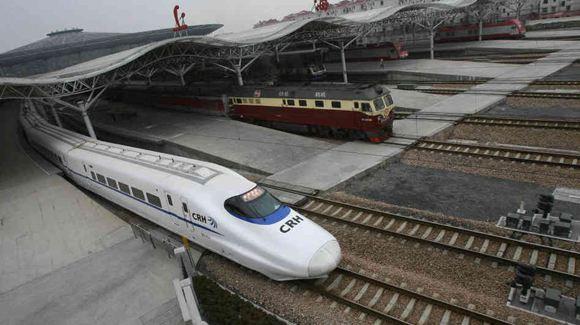 Президент главной китайской железнодорожной компании покончил с собой