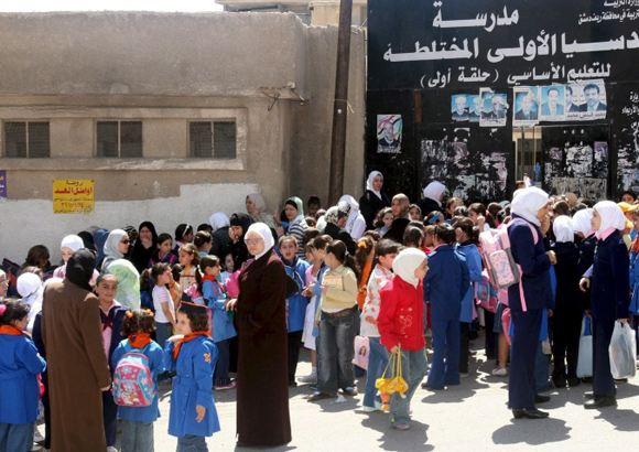 В сирийских школах начнут преподавать русский