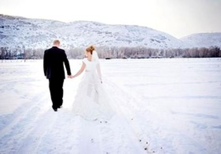 Зимняя свадьба в Коктебеле