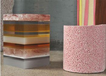 Дизайнер создал уникальную мебель для сладкоежек