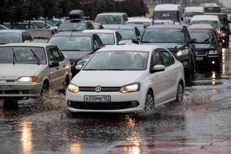 Частые дожди в Краснодаре - явление привычное
