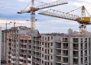 Более 20% жилья Украины в 2013 году построили в Киеве