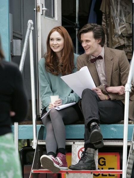 Matt Smith - Star Doctor Who