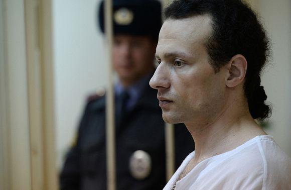 Илья Фарбер выходит на свободу