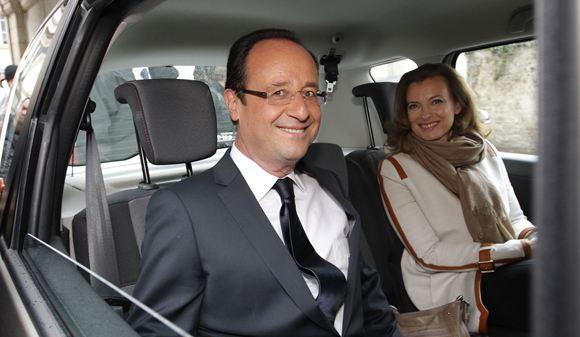 Французский журнал обещает опубликовать доказательства супружеской неверности Олланда