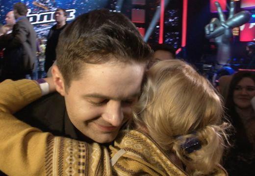 Сергей Волчков отметил, что победил в шоу благодаря поддержке жены