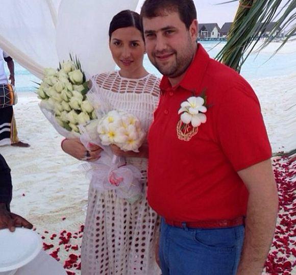 Жасмин повторно вышла замуж за Илана Шора
