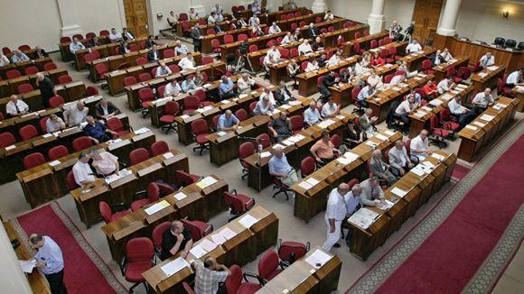 Хакеры «сломали» сайт парламента Грузии