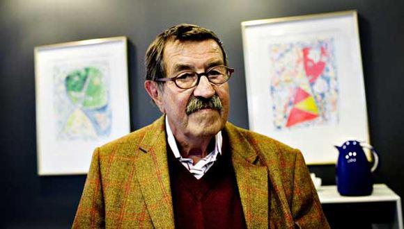 Гюнтер Грасс сообщил, что больше не будут писать романов