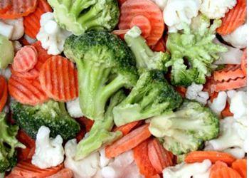 Исследование: Замороженные продукты намного полезнее свежих