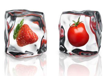 Замороженный овощ или фрукт будет полезнее, чем свежий