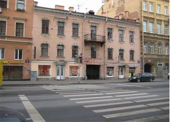 В Петербурге снесут многоквартирный дом