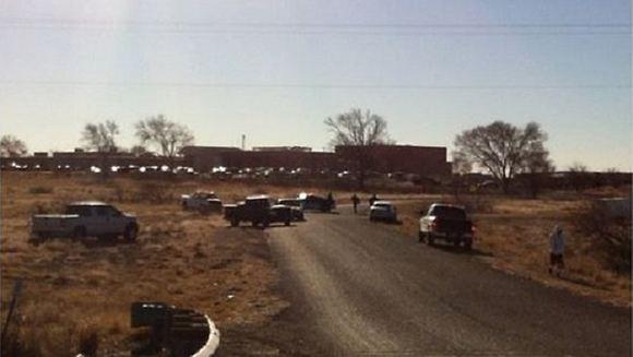 Неизвестный открыл стрельбу в школе Berrendo в США