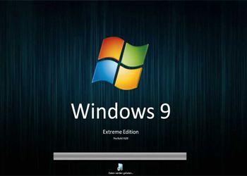 Начало продаж новой Windows 9 наметили на апрель месяц 2015 года