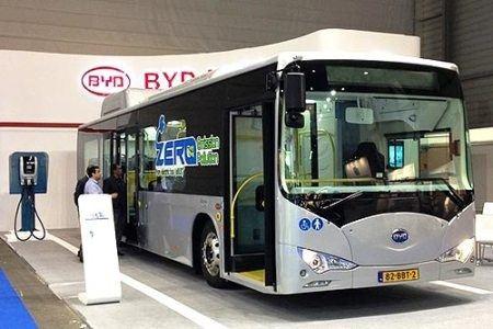 Производство электроавтобусов планируется и в Европе